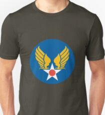 US Army Air Corps Hap Arnold Wings Unisex T-Shirt