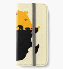Africa iPhone Wallet/Case/Skin