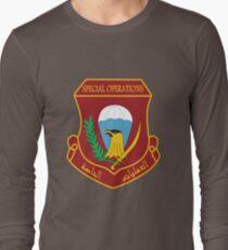 Iraqi Special Operations Forces (ISOF) - قوات العمليات الخاصة العراقية Long Sleeve T-Shirt