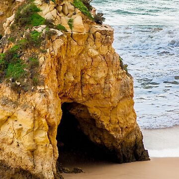Cave to the Ocean by FelipeLodi