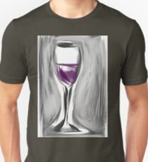 Grab A Glass, I Just Opened A New Box T-Shirt
