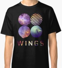 BTS nebula Classic T-Shirt
