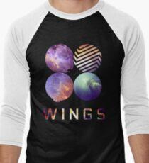 BTS nebula Men's Baseball ¾ T-Shirt