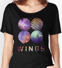 BTS nebula Women's Relaxed Fit T-Shirt