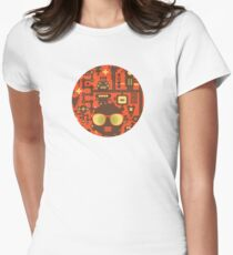 Robots red T-Shirt