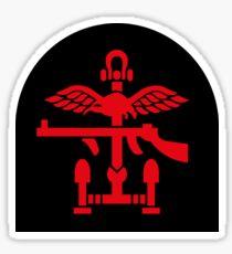 British Commandos - Combined Operations Sticker