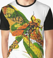 Beautifull hand drawn dragonfly Graphic T-Shirt