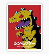 Dinosaur Tumblr Digital Art Stickers