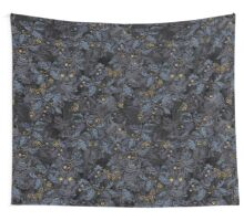 Fit In (moonlight blue) Wall Tapestry
