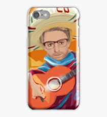 Painted boy, animation, man iPhone Case/Skin