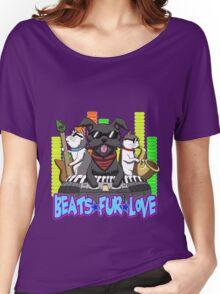 Beats - Fur - Love Women's Relaxed Fit T-Shirt