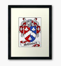 McClintock  Framed Print
