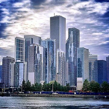 Chicago Rising by theshadowboxer