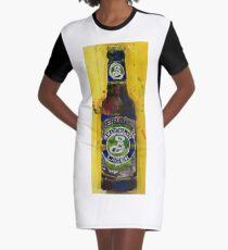 Brooklyn Lager - Brooklyn Brewery Graphic T-Shirt Dress