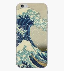 The Big Wave Hokusai iPhone Case