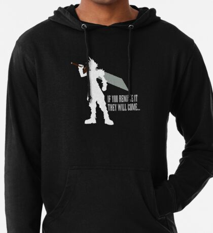 If you remake it... Lightweight Hoodie