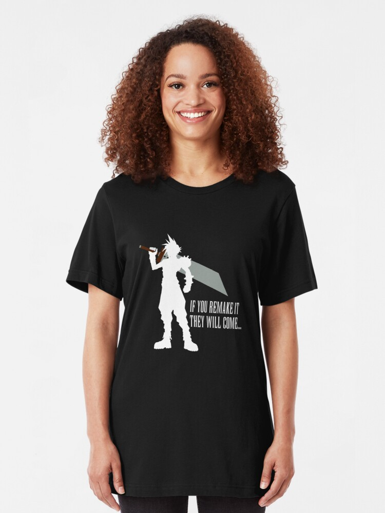 Alternate view of If you remake it... Slim Fit T-Shirt