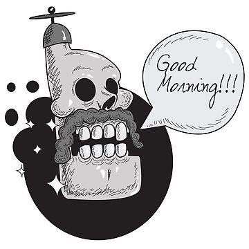 Good Morning! by DuskAtDayBreaK