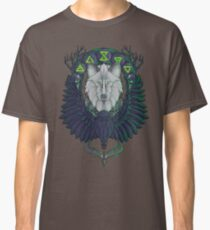 Raven and the Wolf Classic T-Shirt