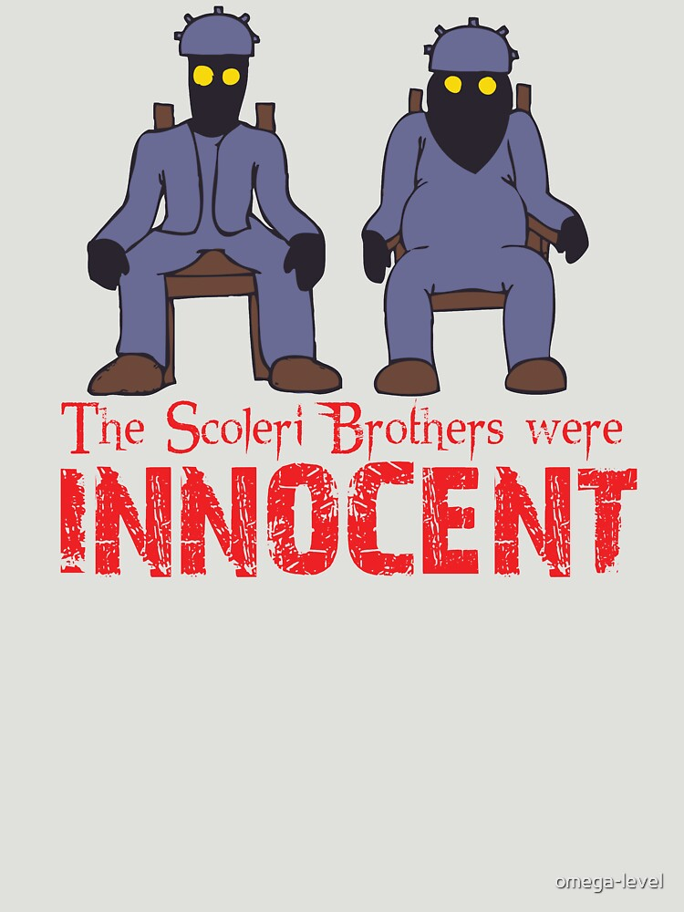 The Scoleri Brothers Were Innocent by omega-level