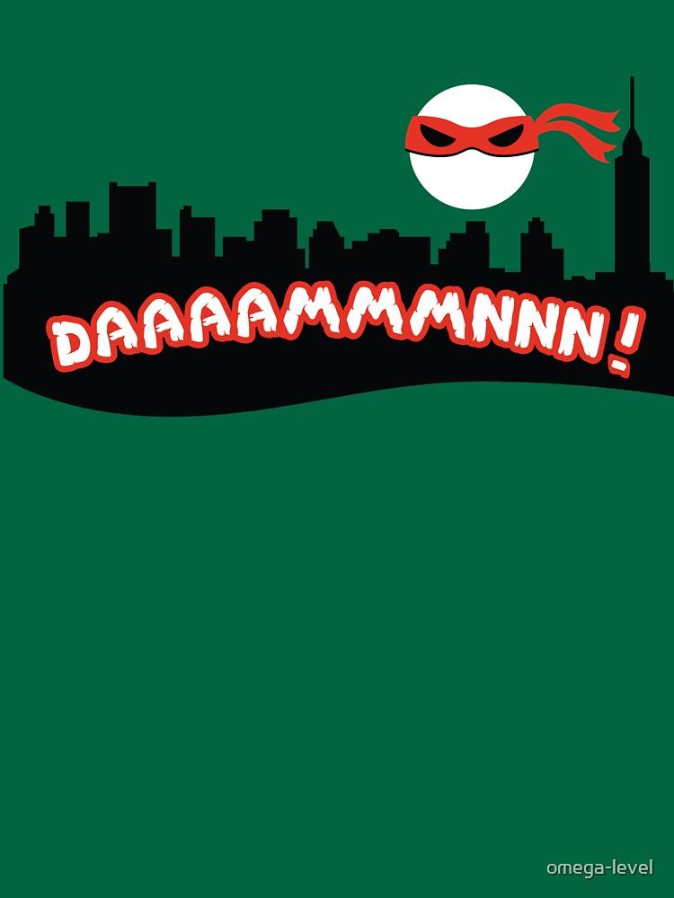 Daaammmnnn!!! by omega-level