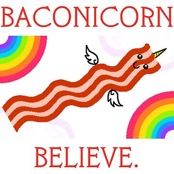 Baconicorn 2 by Dayinara