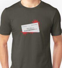 What would Patrick Bateman do? Slim Fit T-Shirt