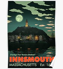Greetings from Innsmouth, Mass Poster