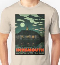Greetings from Innsmouth, Mass Unisex T-Shirt