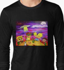 Nick At Night Long Sleeve T-Shirt