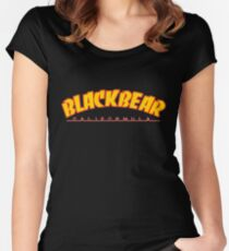 Blackbear Thrasher Women's Fitted Scoop T-Shirt