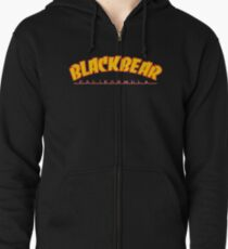 Blackbear Thrasher Zipped Hoodie