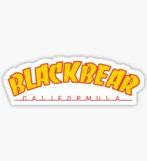 Blackbear Thrasher Sticker