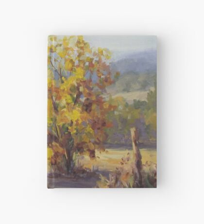 Shades of Autumn Hardcover Journal