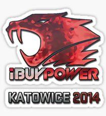 iBUYPOWER Katowice 2014 Holo Sticker