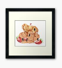 Pancake Thieves Framed Print
