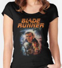 Blade Runner Shirt! Women's Fitted Scoop T-Shirt