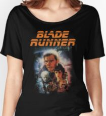 Blade Runner Shirt! Women's Relaxed Fit T-Shirt