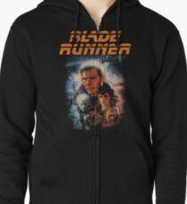 Blade Runner Shirt! Zipped Hoodie