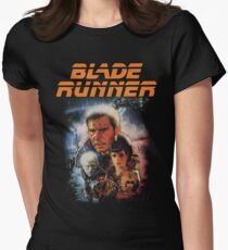 Blade Runner Shirt! Womens Fitted T-Shirt