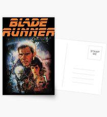 Blade Runner Shirt! Postcards