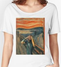 The Scream (Death Grips) Women's Relaxed Fit T-Shirt