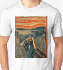 The Scream (Death Grips) Unisex T-Shirt