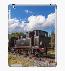 Steam Locomotive Ajax iPad Case/Skin