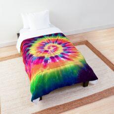 Tie Dye Comforter