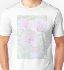 Lavatera Blossoms  Unisex T-Shirt