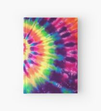 Tie Dye Hardcover Journal