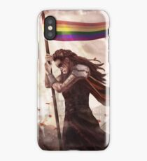 Commander of the Rainbow iPhone Case/Skin