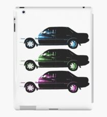 Auto-mobile x3 iPad Case/Skin