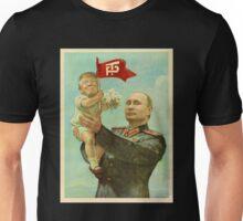BABY TRUMP WITH PUTIN Unisex T-Shirt